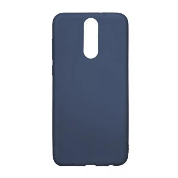 Forcell Silicone Kék TPU szilikon tok Samsung Galaxy A7 (2018) SM-A750F