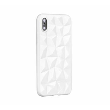 Forcell Prism Fehér TPU szilikon tok Apple iPhone Xr