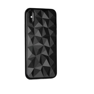 Forcell Prism Fekete TPU szilikon tok Samsung Galaxy A40 SM-A405F