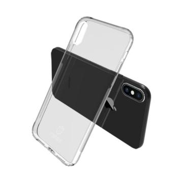 T-Phox ütésálló átlátszó (víztiszta) TPU szilikon tok Apple iPhone X