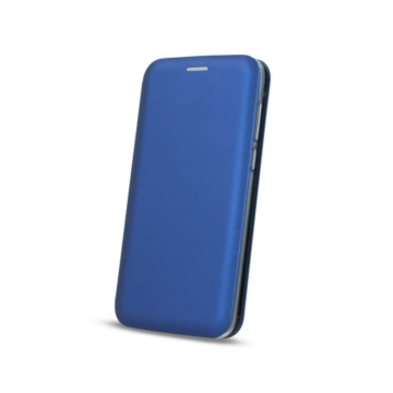 Wanda Smart Diva kék oldalra nyíló flip tok, Samsung Galaxy Note 10 Plus SM-N975