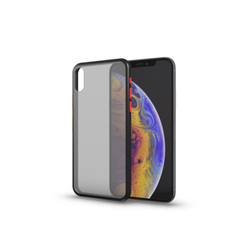 Xprotector Hybrid Matt Fekete TPU szilikon tok, iPhone 11