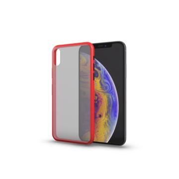 Xprotector Hybrid Matt Piros TPU szilikon tok, iPhone 11