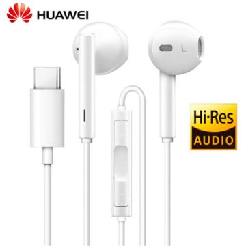 Huawei CM33 Type-C stereo headset fehér - gyári