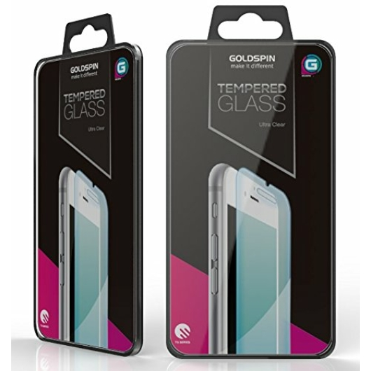Goldspin teljes kijelzős 5D Nano Silk üveg fólia, iPhone 7/8/SE 2020