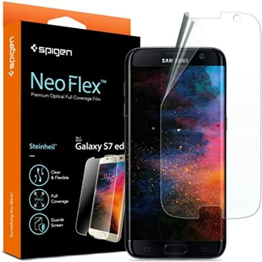 Spigen Neo Flex HD Samsung Galaxy S10, SM-G973 kijelzővédő fólia (2db előlapi)
