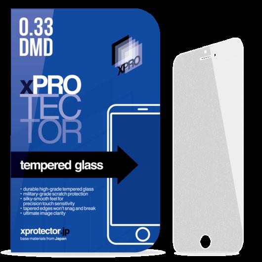 Xpro Apple iPhone Xs MAX hátlapi 9H tempered glass sík üveg fólia