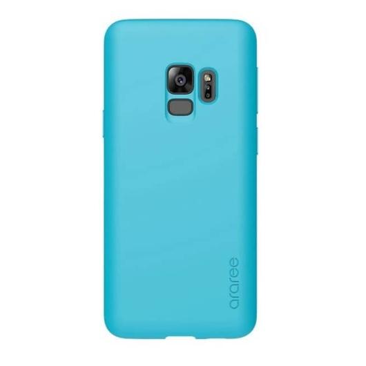 Araree Airfit Pop szilikon (TPU) tok  -  kék, Samsung Galaxy S9 SM-G960