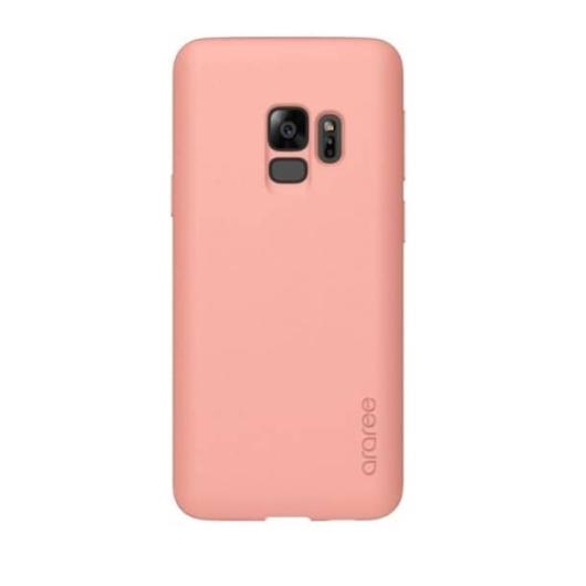 Araree Airfit POP szilikon (TPU) tok  -  púder , Samsung Galaxy S9 SM-G960
