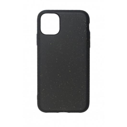 Cellect GoGreen Lebomló, Komposztálható tok, fekete Apple iPhone 12 Pro