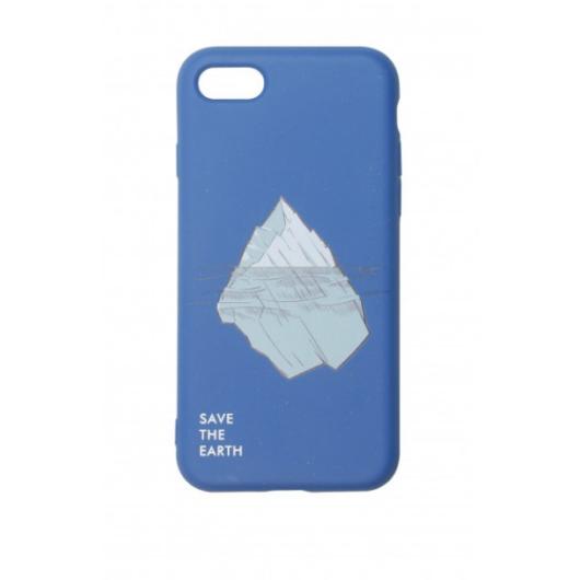 Cellect GoGreen Lebomló, Komposztálható tok, kék, jéghegy Apple iPhone 12 Pro Max