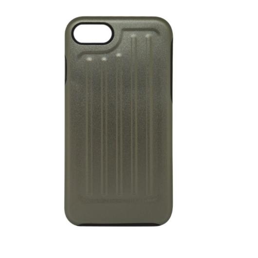 Cellect Szürke ütésálló PC (műanyag) tok, Apple iPhone 7/8/SE 2020