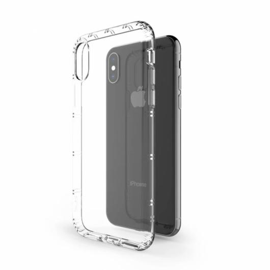 Hana Air ütésálló átlátszó (víztiszta) TPU szilikon tok, Samsung Galaxy Note 10, SM-N970
