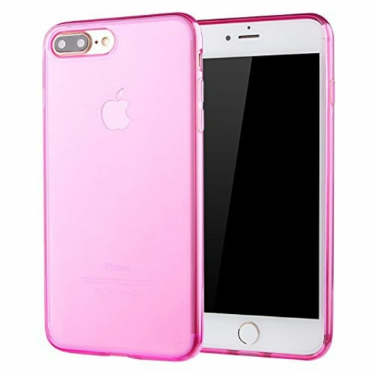 Cellect Neon Pink Áttetsző TPU Szilikon Tok Samsung Galaxy S6 Edge SM-G925