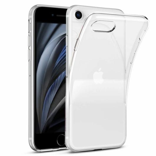 ESR Áttetsző Szilikon hátlapi TPU tok, Samsung Galaxy S20 SM-G980