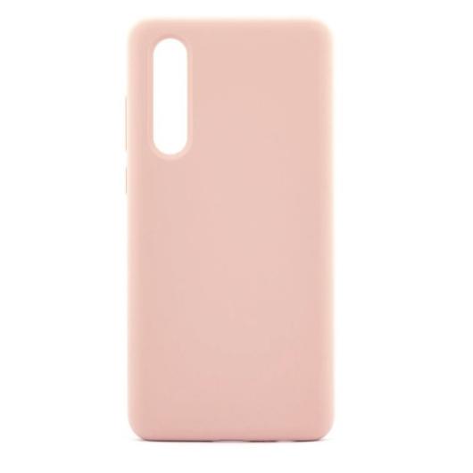 Hempi Púder rózsaszín Ütésálló TPU szilikon tok Apple iPhone 12 Pro Max