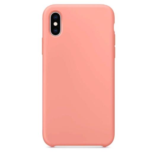 Hempi rózsaszín Ütésálló TPU szilikon tok Apple iPhone X / XS