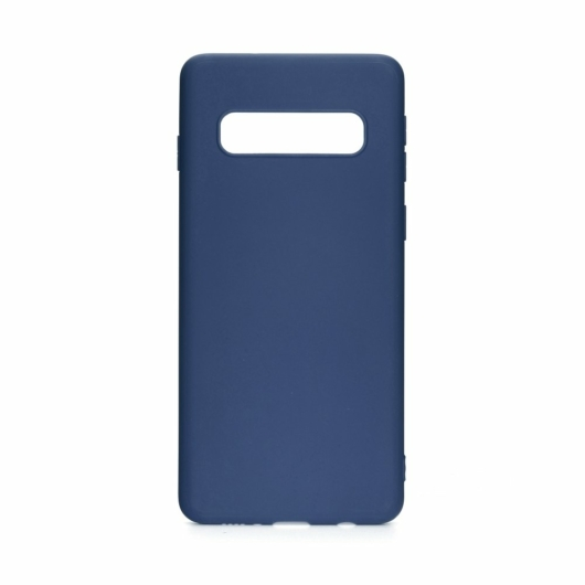 Hempi Sötétkék Ütésálló TPU szilikon tok Samsung Galaxy A41 SM-A415F
