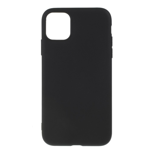 Hempi Second Skin Fekete Szilikon TPU Tok iPhone X/Xs