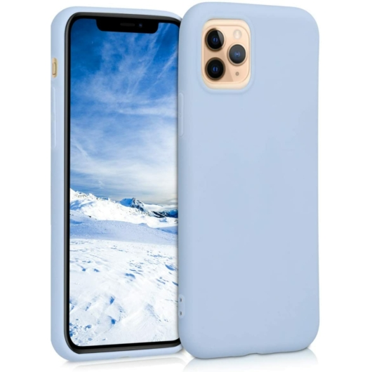 Hempi Second Skin Babakék Szilikon TPU Tok iPhone X/Xs