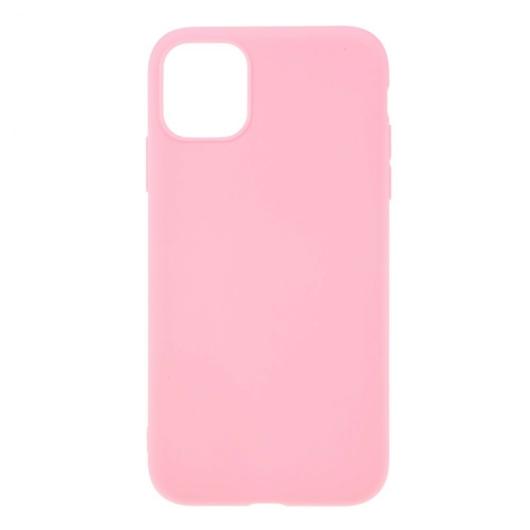 Hempi Second Skin Rózsaszín Szilikon TPU Tok iPhone Xr