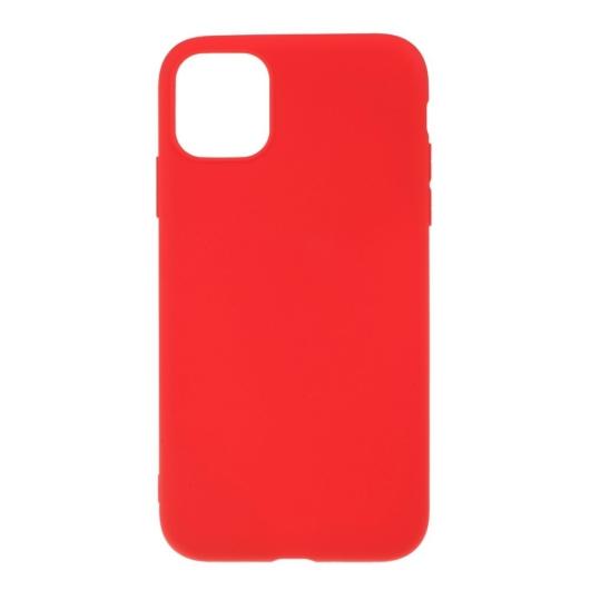 Hempi Second Skin Piros Szilikon TPU Tok iPhone 11 Pro