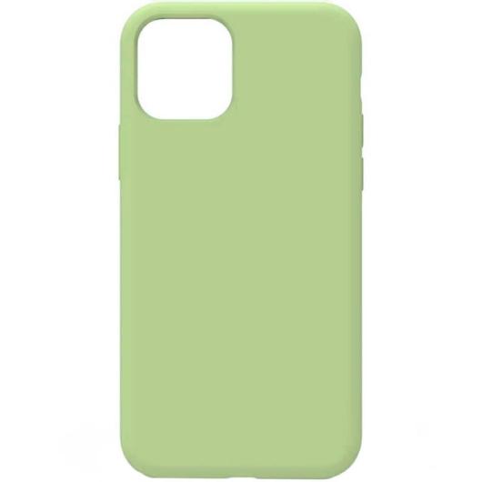 Hempi Világos zöld Ütésálló TPU szilikon tok Apple iPhone 12 Mini