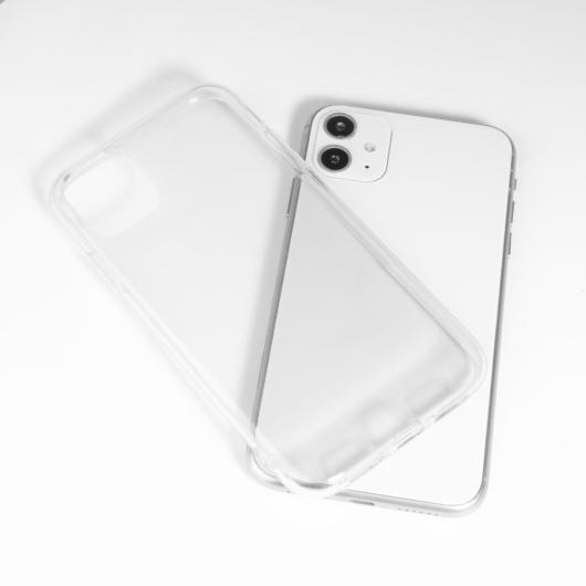 Átlátszó (víztiszta) TPU szilikon tok Apple iPhone Xs MAX