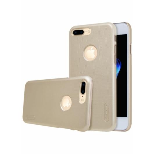 Nillkin SUPER FROSTED SHIELD Arany PC (műanyag) tok, iPhone 7 Plus/8 Plus
