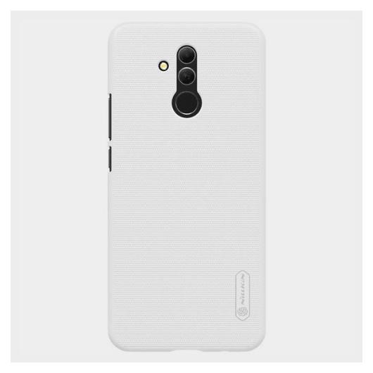 Nillkin SUPER FROSTED SHIELD Fehér PC (műanyag) tok, Huawei Mate 20 Lite