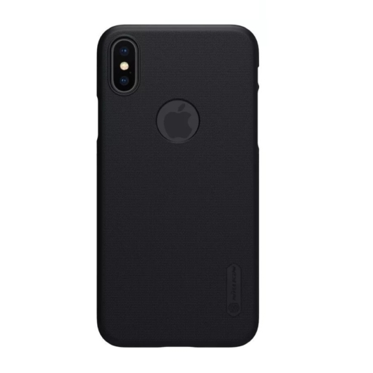 Nillkin SUPER FROSTED SHIELD Fekete PC (műanyag) tok, iPhone 7 Plus/8 Plus