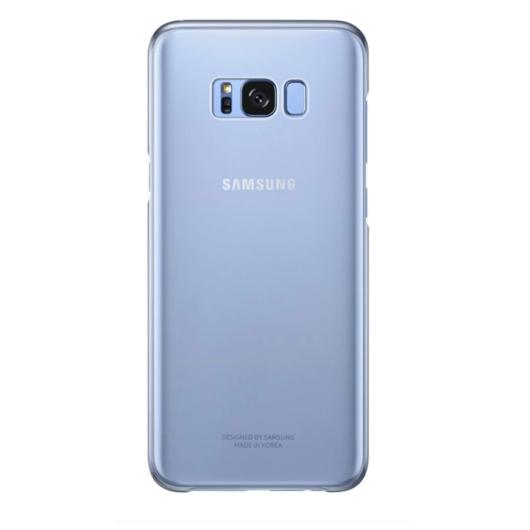 Samsung Gyári Világoskék műanyag tok Samsung Galaxy S8 Plus SM-G955