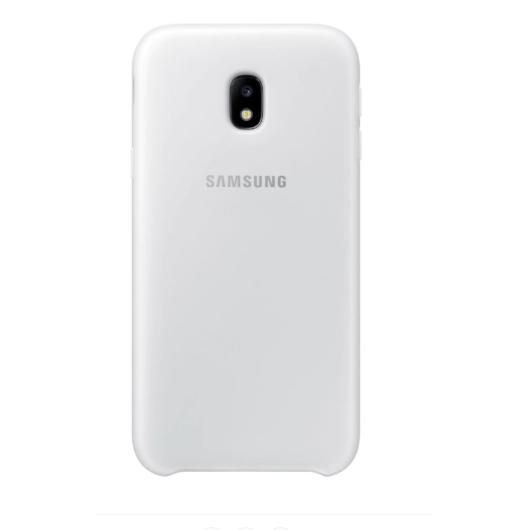 Samsung Gyári Fehér Szilikon TPU tok Samsung Galaxy J5 (2017) SM-J530F