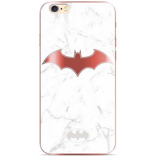 Warner Brothers DC Rosegold Batman Mintás Szilikon Tpu Tok iPhone 6s Plus