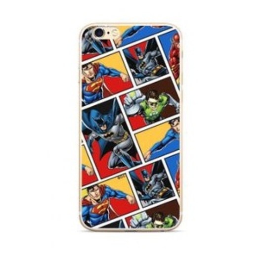 Warner Brothers DC Képregény Mintás Szilikon Tpu Tok Samsung Galaxy A6 (2018) SM-A600F