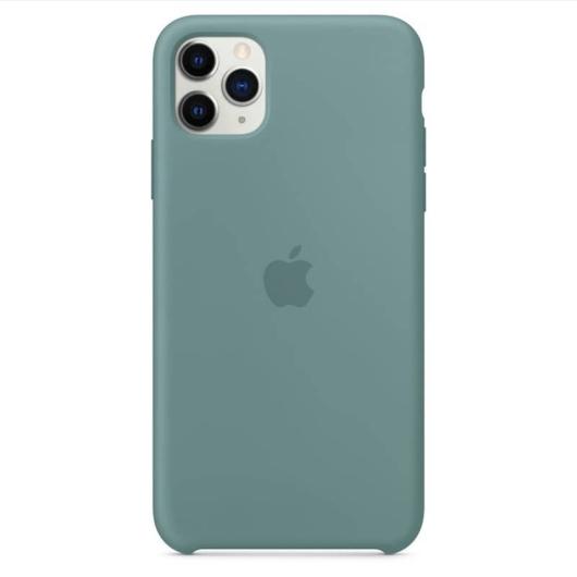 Apple Cactus Gyári Szilikon hátlapi TPU tok, iPhone 12/12 Pro