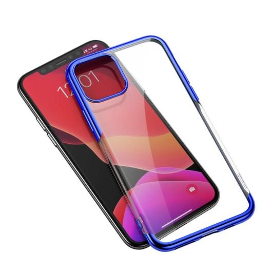 Baseus Shining Kék TPU (szilikon) tok, iPhone 11 Pro