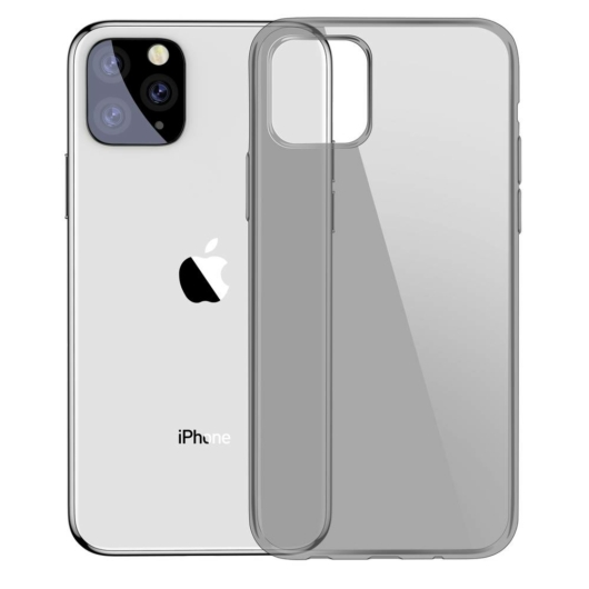 Baseus Super Slim Fekete szilikon tok, iPhone 7 Plus/8 Plus