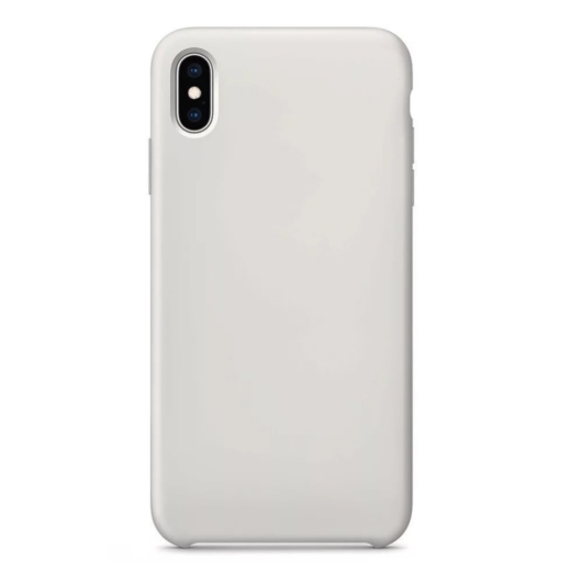Colorfone Ezüst Metál színű TPU szilikon tok, Samsung Galaxy S8 Plus SM-G955