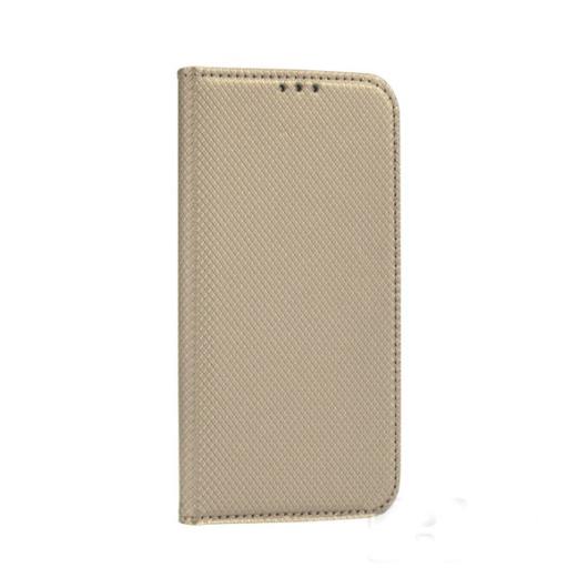 Forcell, arany oldalra nyíló flip tok - Samsung Galaxy A30 SM-A305F