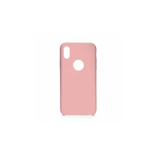 Forcell Silicone Pink TPU szilikon tok Samsung Galaxy A40 SM-A405F