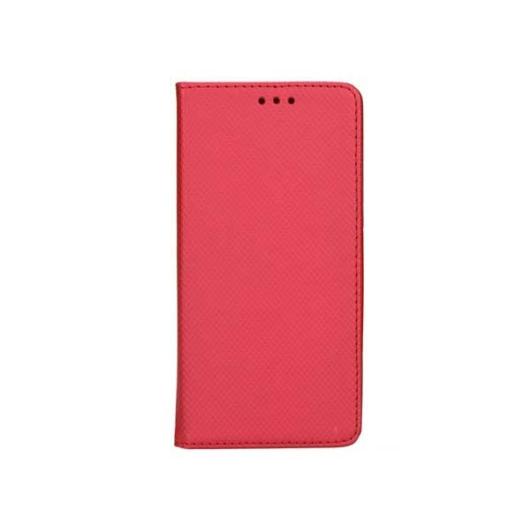 Forcell, piros oldalra nyíló flip tok Apple iPhone 7/8/SE 2020