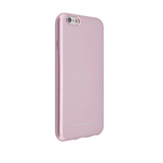 Hana Molan Cano Pearl Rózsaszín TPU szilikon tok,Samsung Galaxy S10e, SM-G970