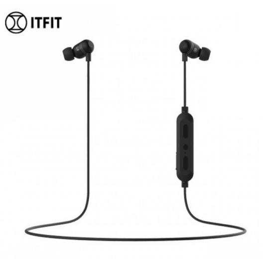 Samsung Itfit 103B Bluetooth fülhallgató nyakpánttal- fekete