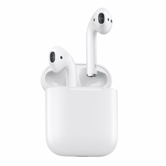 Apple AirPods 2. generáció vezetékes töltőtokkal bluetooth headset MV7N2ZM