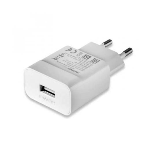 Huawei HW-050200E01W hálózati töltő adapter 5V/2A - Fehér