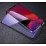Kép 4/4 - Baseus Kékfény szűrős teljes kijelzős, edzett üveg fólia Apple iPhone 11 Pro Max - fekete kerettel