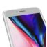 Kép 4/5 - Baseus Dust-proof Porvédős teljes kijelzős, edzett üveg fólia Apple iPhone 6/6s/7/8/Se 2020 - fehér kerettel