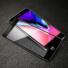 Kép 2/5 - Baseus Diamond Body teljes kijelzős, edzett üveg kijelzővédő fólia Apple iPhone SE 2020 - fekete