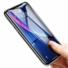 Kép 3/4 - Baseus Rigid-edge teljes kijelzős, kékfény szűrős edzett üveg kijelzővédő fólia Apple iPhone 11 - fekete